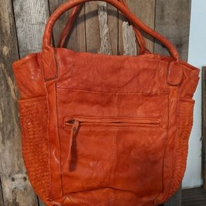 Free People Tano Leather Bag